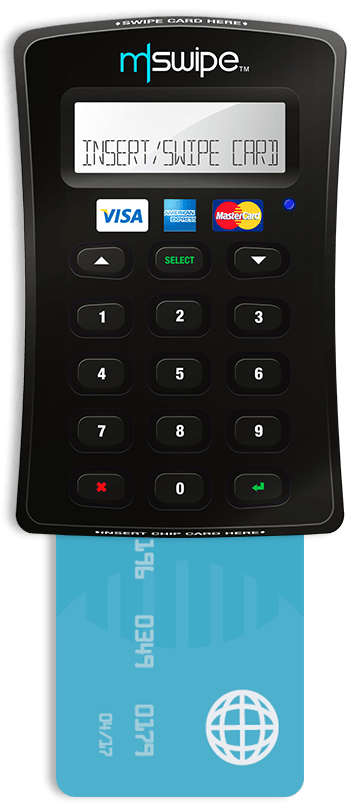Shoptree Payments Chip and Pin Card Reader
